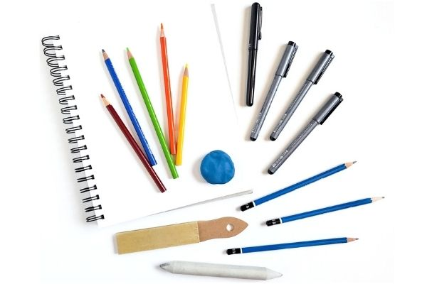 Art Supplies For Drawing: Better To Buy Cheap Or Expensive? | Miranda Balogh